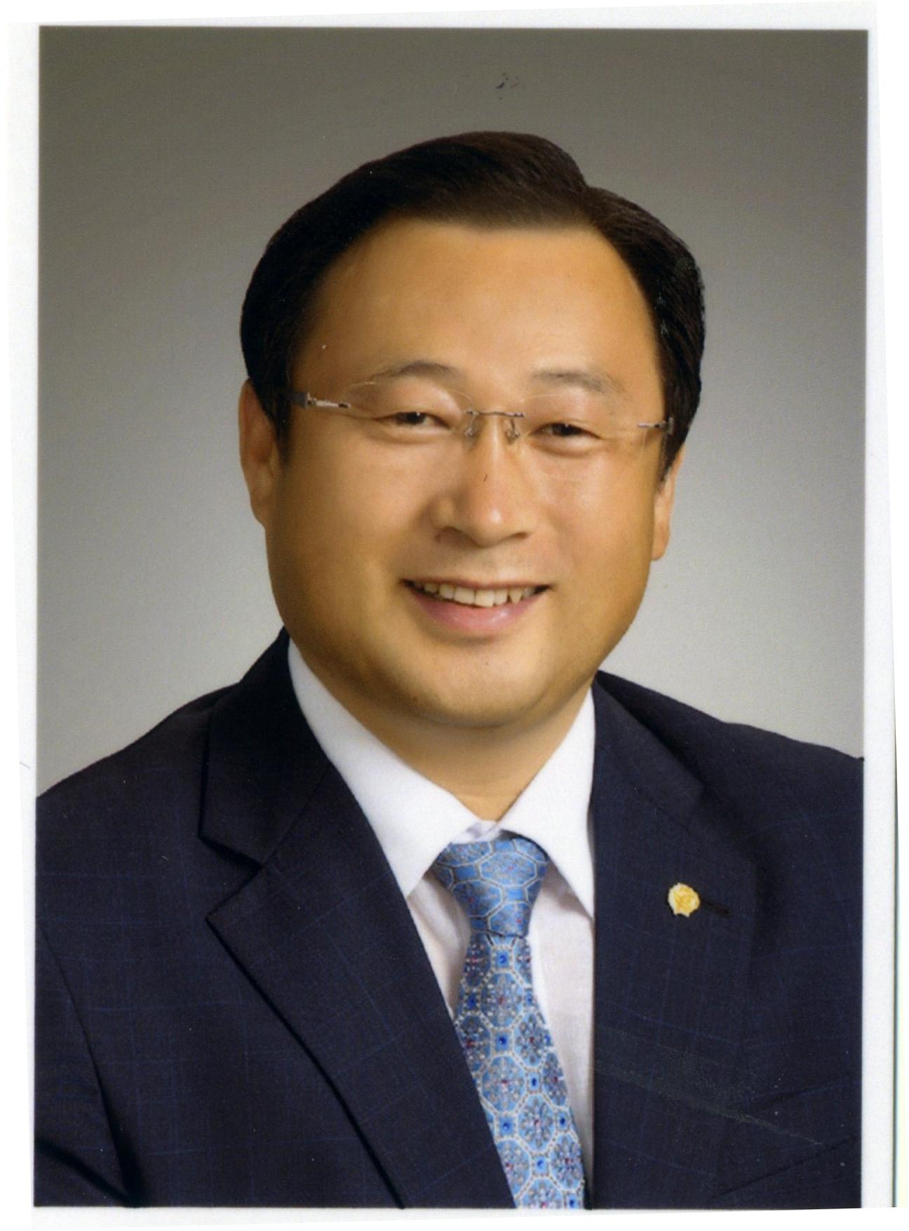 서기 후보 이승갑 목사
