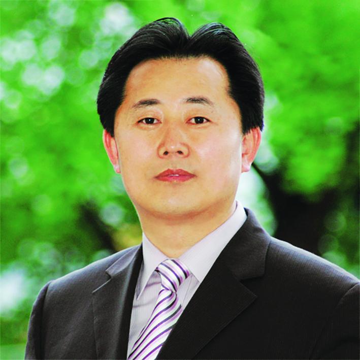 부서기 후보 정재학 목사