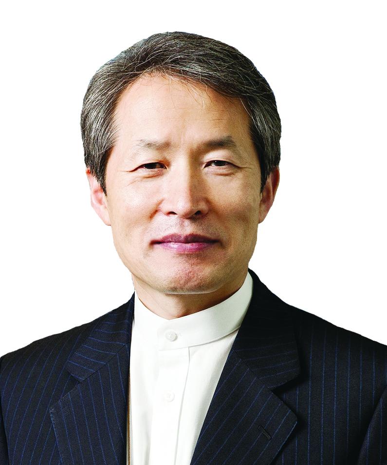 목사부총회장 지형은 목사